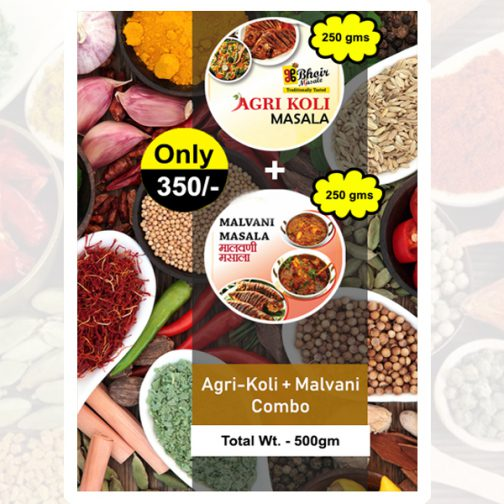 Aagri Koli and Malvani Masala
