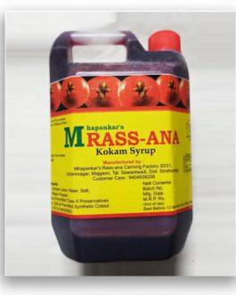 Mhapankars RASS-ANA Kokam Syrup HomeMade