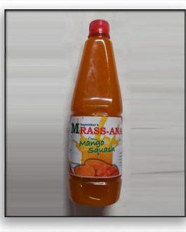 Mhapankars RASS-ANA Mango Squash